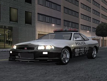 Policía de Tokio
