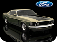 1969 Ford Mustang Boss