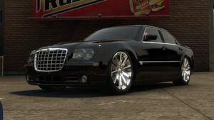 MCLA Chrysler 300C