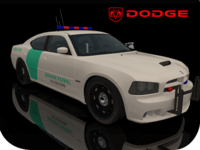 2007 Dodge Charger policía ppp 3
