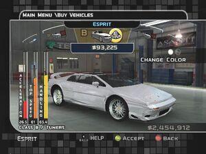 MC3 DUB Edition Lotus Esprit