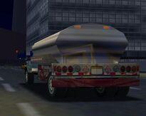 MCSR Peterbilt 330 Tanker Truck Rear