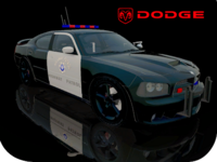 2007 Dodge Charger policía ppp
