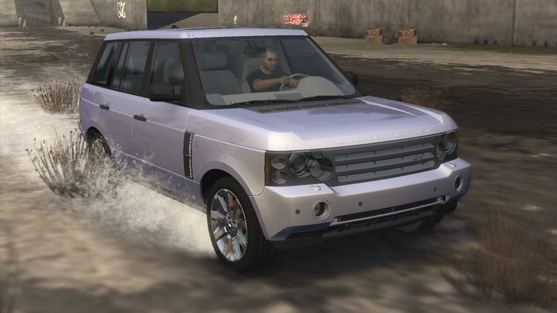 Image Range Rover 4 2 Supercharged