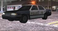 MC2 1988 Ford Crown Victoria Police