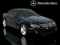 2007 Mercedes-Benz SL 65 AMG