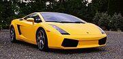 220px-Yellow Lamborghini Gallardo edit2