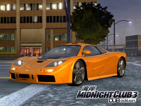 Mclaren F1 Midnight Club Wiki Fandom Powered By Wikia