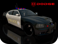 2007 Dodge Charger policía ppp 2