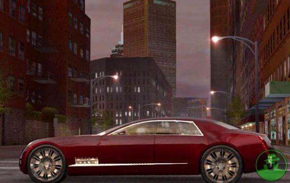 Cadillac Sixteen | Midnight Club Wiki | FANDOM powered by Wikia