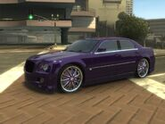 MCLA Modified Chrysler 300C
