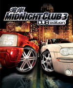 Midnight Club 3 - DUB Edition Coverart