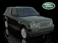 2008 Land-Rover Range Rover