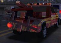 MCSR Ford F-350 Rear