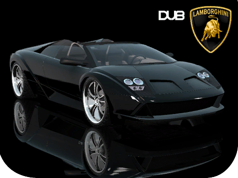 lamborghini murcielago roadster dub edition | midnight club wiki