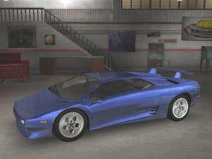 MC3 DUB Edition Lamborghini Diablo