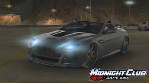 MCLA Aston Martin V8 Vantage