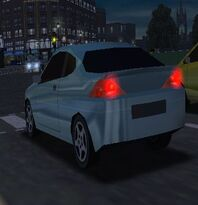 MCSR Ford Puma Rear