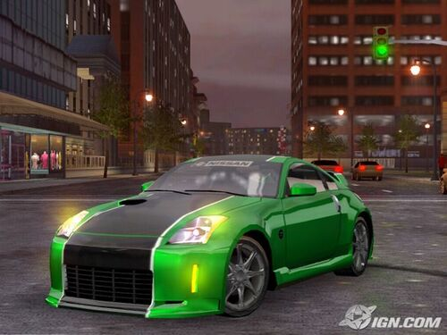 Nissan 350Z | Midnight Club Wiki | FANDOM powered by Wikia