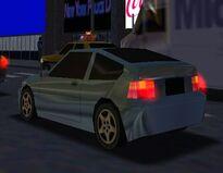 MCSR Honda CRX Rear
