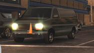 MCLA Chevrolet Express-Like Van