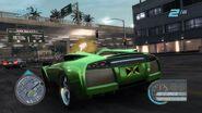 MCLA Lamborghini Murcielago Rear 2