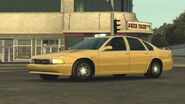MCLA Chevrolet Impala SS Taxi