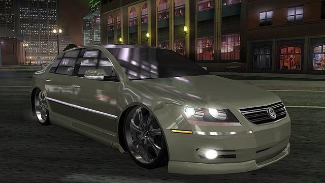 Volkswagen Phaeton Midnight Club Wiki Fandom Powered By Wikia