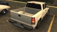 MCLA Chevrolet Silverado Traffic Car Rear