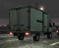 MC2 Old Isuzu Elf Rear