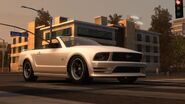MCLA Ford Mustang GT Convertible