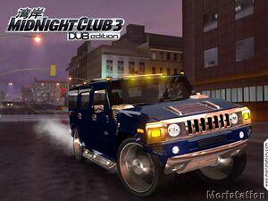 MC3 DUB Edition Hummer H2