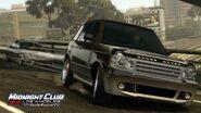 MCLA Range Rover Racing