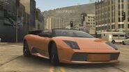 MCLA Orange Lamborghini Murcielago Roadster