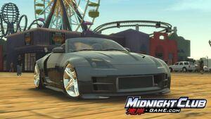MCLA Nissan 350z
