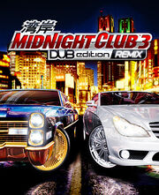 Midnight club 3 dub edition remix cover