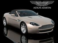2007 Aston Martin V8 Vantage Roadster