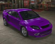 Chevrolet Cobalt SS carrocería ancha