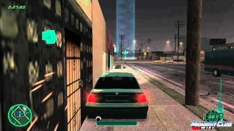 Midnight Club II Steven Tiempo de despegue