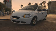 MCLA Dodge Caravan-Like Van