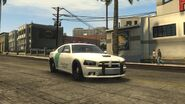 MCLA Dodge Charger U.S. Border Patrol