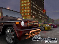 MC3 DUB Edition Mercedes-Benz G500 Front