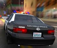 MC3 DUB Edition San Diego Cop