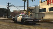 MCLA Impala Police