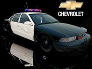 MCLA Chevrolet Impala Police