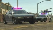 MCLA Chevrolet Impalas