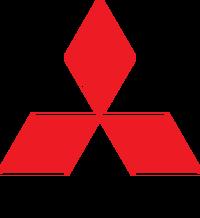 Mitsubishi logo standart