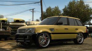 MCLA Range Rover Sport 2