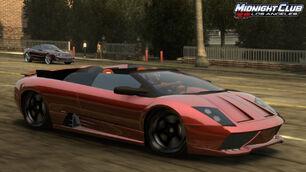 MCLA Modified Lamborghini Murcielago