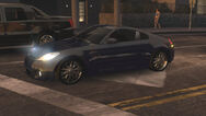 MCLA Infiniti G35-Like Car